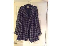 Ladies winter coat - size 12