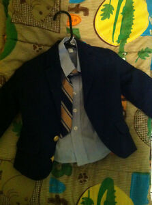 Suit for a 24 month old boy!
