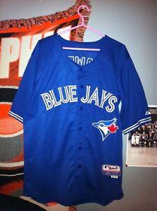 Toronto Blue Jays XL Brett Lawrie jersey