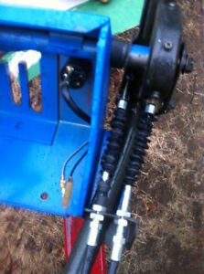 YAMAHA YS624 SNOW BLOWER CONTROLS HANDLES IGNITION CABLES Windsor Region Ontario image 7