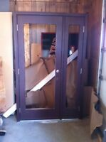 Exerior Door with Side Light