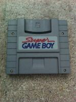 Super game boy adapter for sens