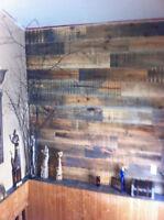 Barn Board (Antiqued Pine)