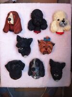Bosson Heads - Dog Collection