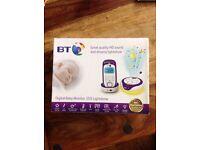 BT Digital Baby Monitor 350 Lightshow for sale