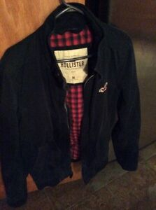 Men's fall and winter Hollister jacket