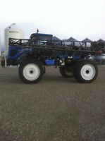 NEW HOLLAND 275R SPRAYER