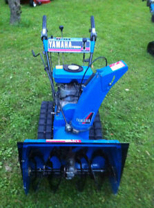 YAMAHA SNOWBLOWER THROWER YS624 WITH  STEEL TANK AND TRACKS Windsor Region Ontario image 1
