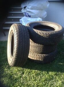 All seasons Firestone A/T tires for sale - 275 65R18 Gatineau Ottawa / Gatineau Area image 4