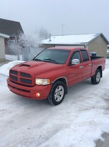 2004 Dodge Ram 1500 5.7L Hemi!! 4x4 New Inspection! $8200!