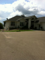 Beautiful Lake Front Home on Moose Lake.