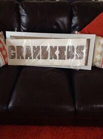 "Photo frame ""Grankids """