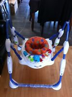 Jumperoo Deluxe musical