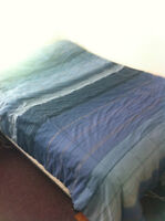Double Bed to give away.