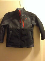 Boys size 6/7soft-shell jacket spring/fall