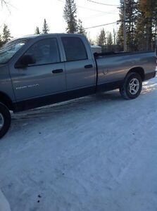 Truck for sale or trade