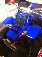 PARTING OUT A 2003 YAMAHA BANSHEE 350 WITH EXTRAS