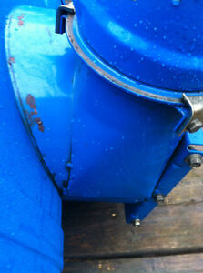 YAMAHA YS624 FRONT SCOOP WITH THE AUGER Windsor Region Ontario image 8