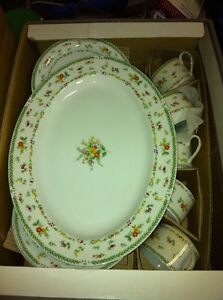 MIKASA FINE CHINA - Complete 8 Place Setting L2001 ANSON Patter Kitchener / Waterloo Kitchener Area image 4