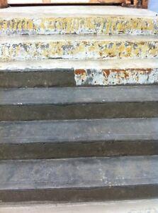 Asphalt, concrete masonry oil and stain removal Regina Regina Area image 5