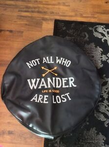 Jeep Tire Cover - like brand new