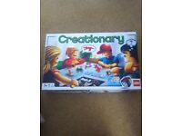 Creationary Lego game - brand new!