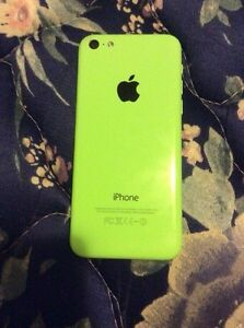 iPhone 5C 16GBs 9/10 on Bell/Virgin Mobile WANT GONE ASAP London Ontario image 2