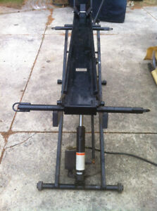 KENDON STAND-UP CHOPPER MOTORCYCLE LIFT MADE IN USA Windsor Region Ontario image 5