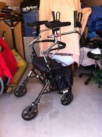 Evolution Wide Walker with Forearm Supports - Brand New