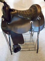 Real Nice Tucker Western Ranch Saddle(NEW)
