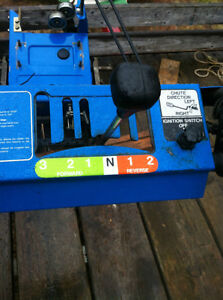 YAMAHA YS624 SNOW BLOWER CONTROLS HANDLES IGNITION CABLES Windsor Region Ontario image 10