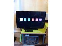 "32"" LED HD tv - freeview, hdmi, USB"