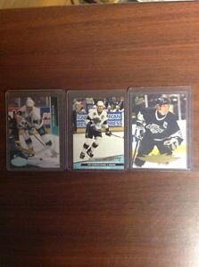 Wayne Gretzky hockey cards Peterborough Peterborough Area image 1