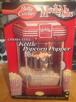 "Popcorn Popper - Theatre Style...  ""LIKE NEW"""