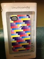 Brand New in case Skullcandy case for  iPhone 4S or iPhone 4
