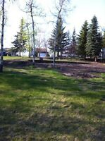 Moose Lake Lot.