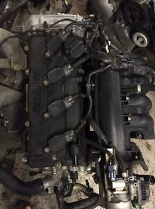 Nissan Sentra and replacement engine for Altima 02-06