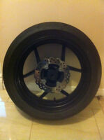 KAWASAKI ZX10R REAR WHEEL STRAIGHT AND TRUE Windsor Region Ontario Preview