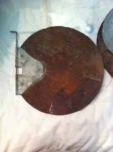 Vintage/Antique sap bucket lids. Some are 100 plus yrs old Cornwall Ontario image 4