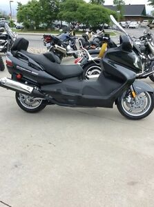 2007 Suzuki Burgman 650 Executive