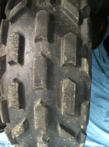 YAMAHA BLACK ITP FRONT WHEELS WITH PURE SPORTS TIRES Windsor Region Ontario image 10