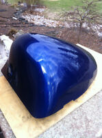 GSX1300R HYABUSA 1999-07 BUSA OEM SOLO SEAT COVER WITH MOUNTING Windsor Region Ontario Preview