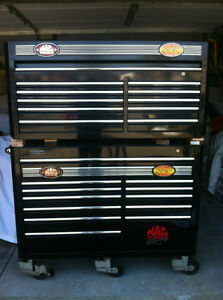 MACSIMIZER JOHN FORCE LTD TOP AND BOTTOM PROFESSIONAL TOOL BOX
