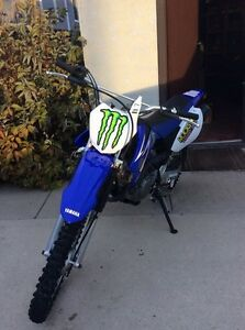 Mint condition 2010Yamaha TTR-125