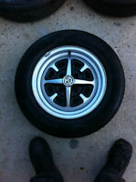 MGB Rims & Tires
