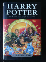 Livre Harry Potter and the Deathly Hallows