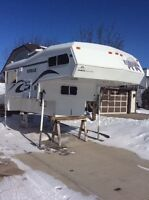 10' Kodiak truck camper for sale