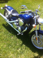 Great bike , airbrushed  07' Honda VTX  1300c