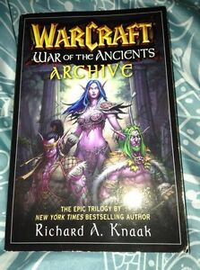 Warcraft Books