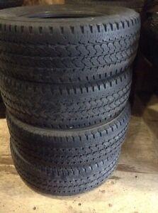 LT245/70R17 Firestone Transforce A/T Tires